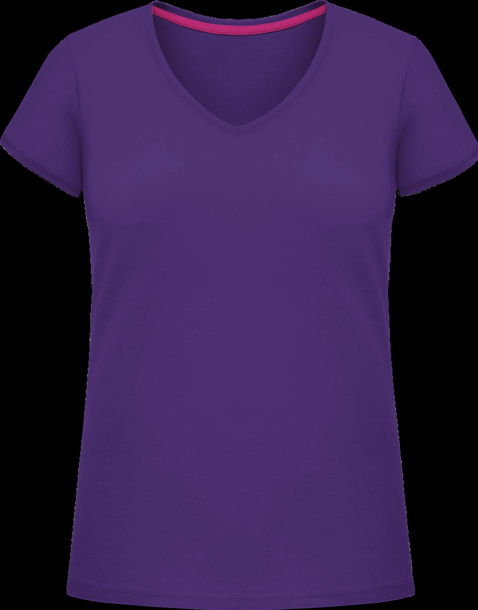 Dámske tričko V-výstrih Megan