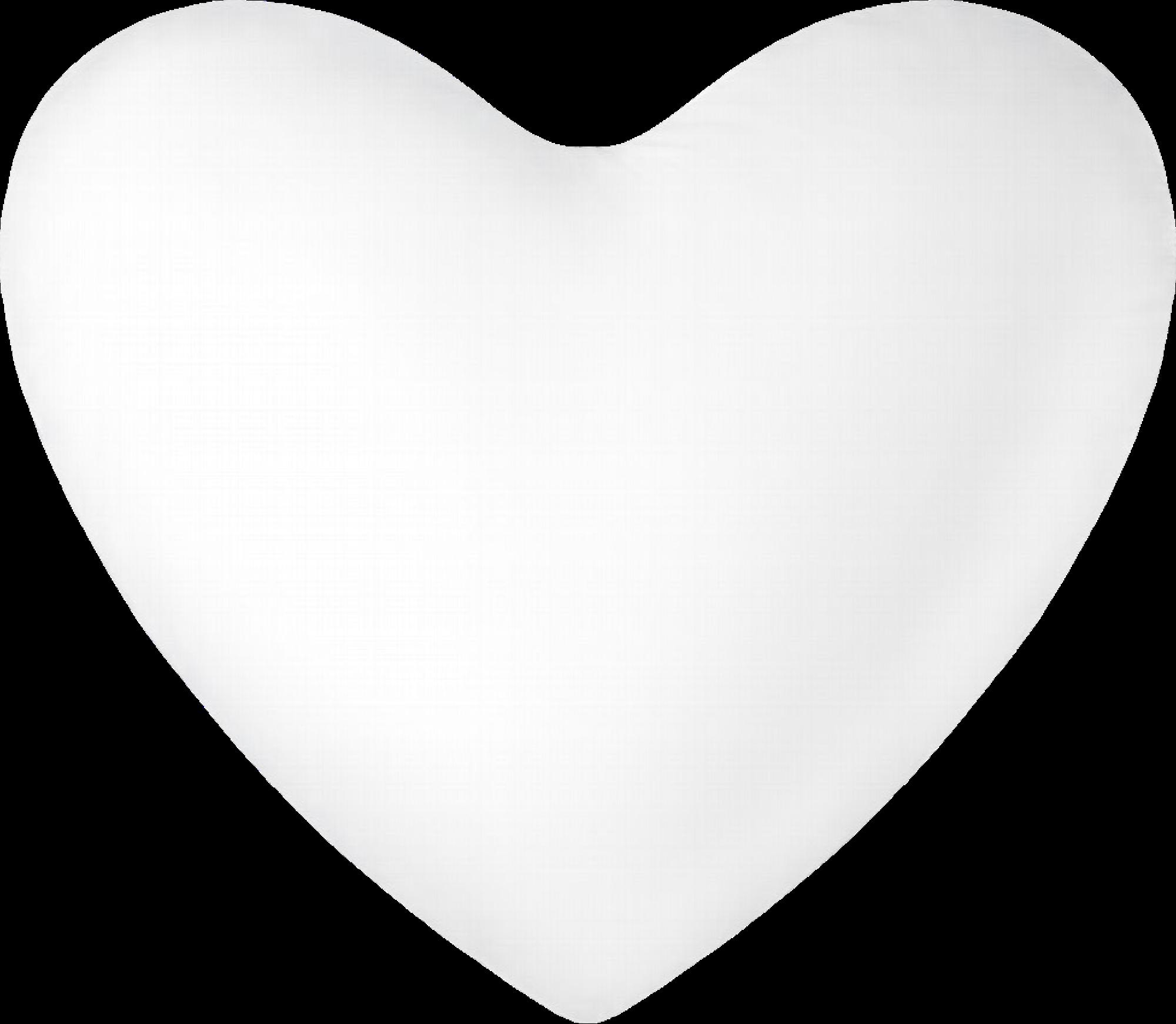 Srdcový vankúš
