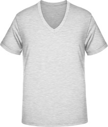 Unisex Fine Jersey V-neck